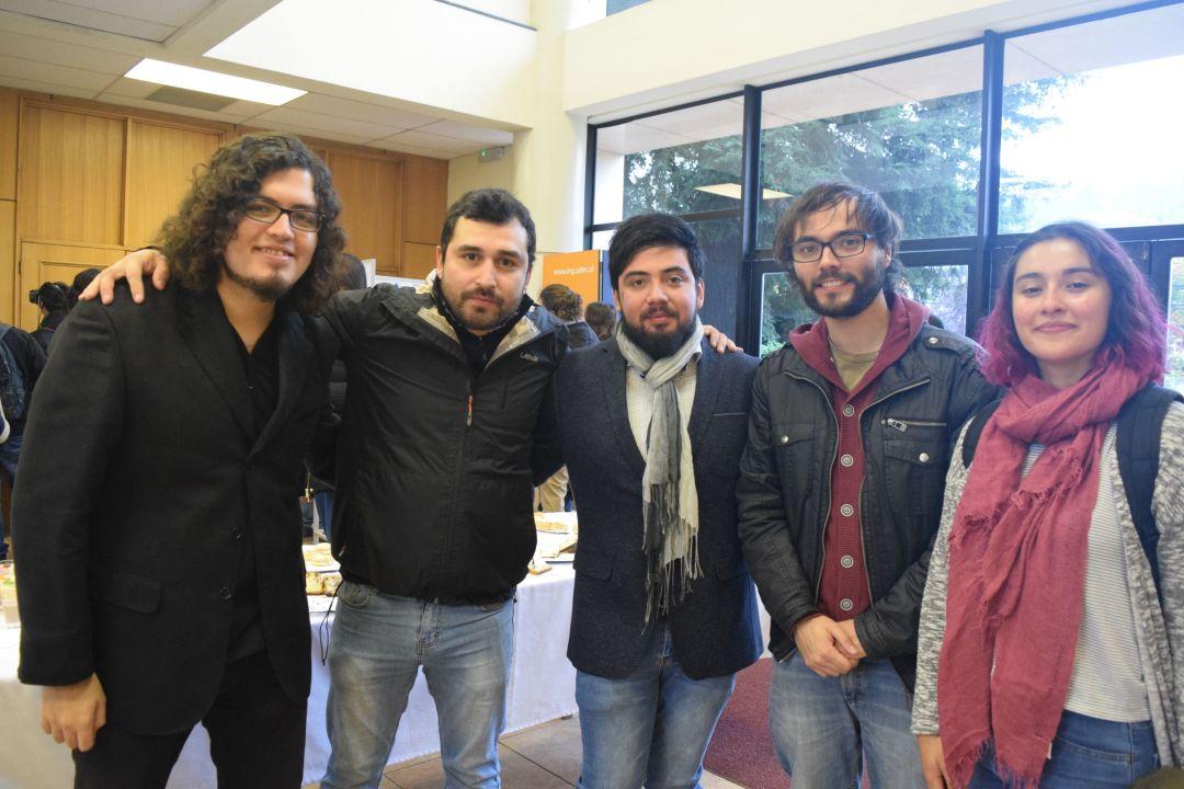 Clase inaugural dio la bienvenida al año académico de Ingeniería Civil Biomédica