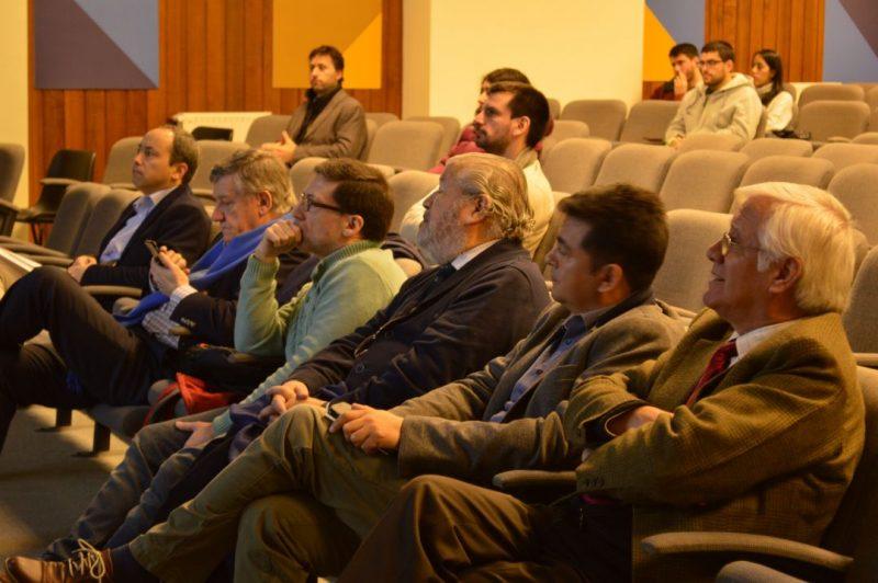 Facultad de Ingeniería UdeC y Universidad de Berna comparten experiencia en Workshop de imágenes médicas