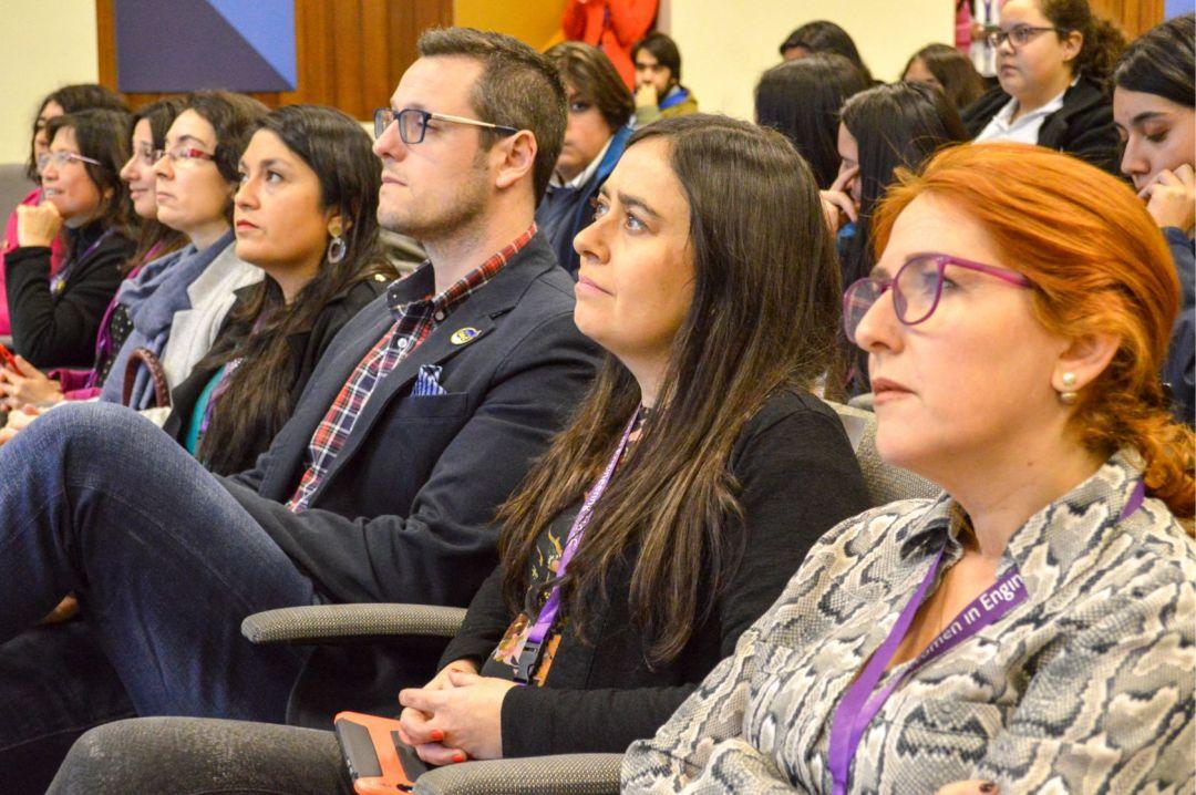 Destacadas ingenieras expusieron en Jornada organizada por WIE UdeC
