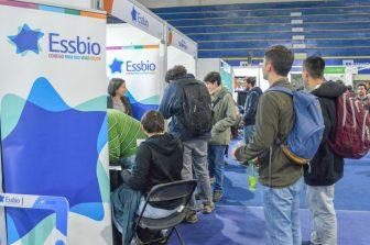 Exitosa Tercera Feria de Empleabilidad realizó la FI UdeC