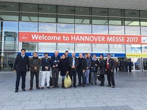 Docente de la FI que integró Misión Tecnológica a Alemania destacó interacción con universidades y centros tecnológicos