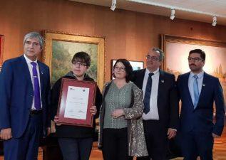 "Texto que profesor Hugo Segura (Q.E.P.D) elaboró para estudiantes recibió Premio Atenea a ""Mejor Obra Científica 2018"""