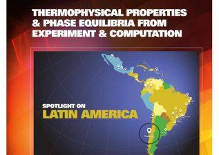 Laboratorio de Termodinámica de la FI UdeC es reconocido en portada de importante revista científica internacional