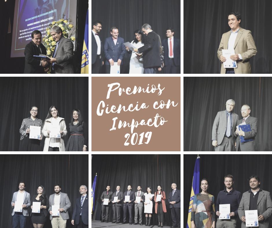 """7 grupos de investigadores fueron premiados en """"Ciencia con Impacto 2019"""""""