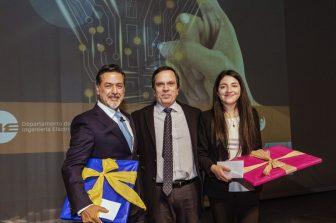 Ingenieros FI UdeC fueron premiados por su impacto y pasión por la innovación tecnológica