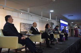 """FI UdeC participó en charla """"El Sur del Futuro"""" relacionada con movilidad urbana"""