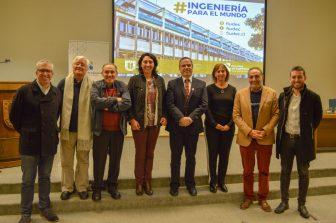 Decano de la FI presenta principales desafíos y nuevo equipo directivo para 2019-2022
