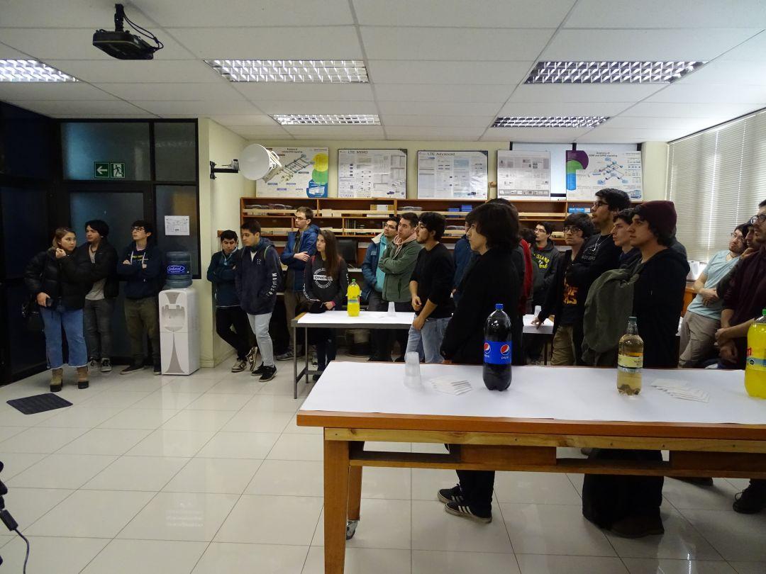 Director de CePia expone sobre Radiotelescopio UdeC en Tele-pizza