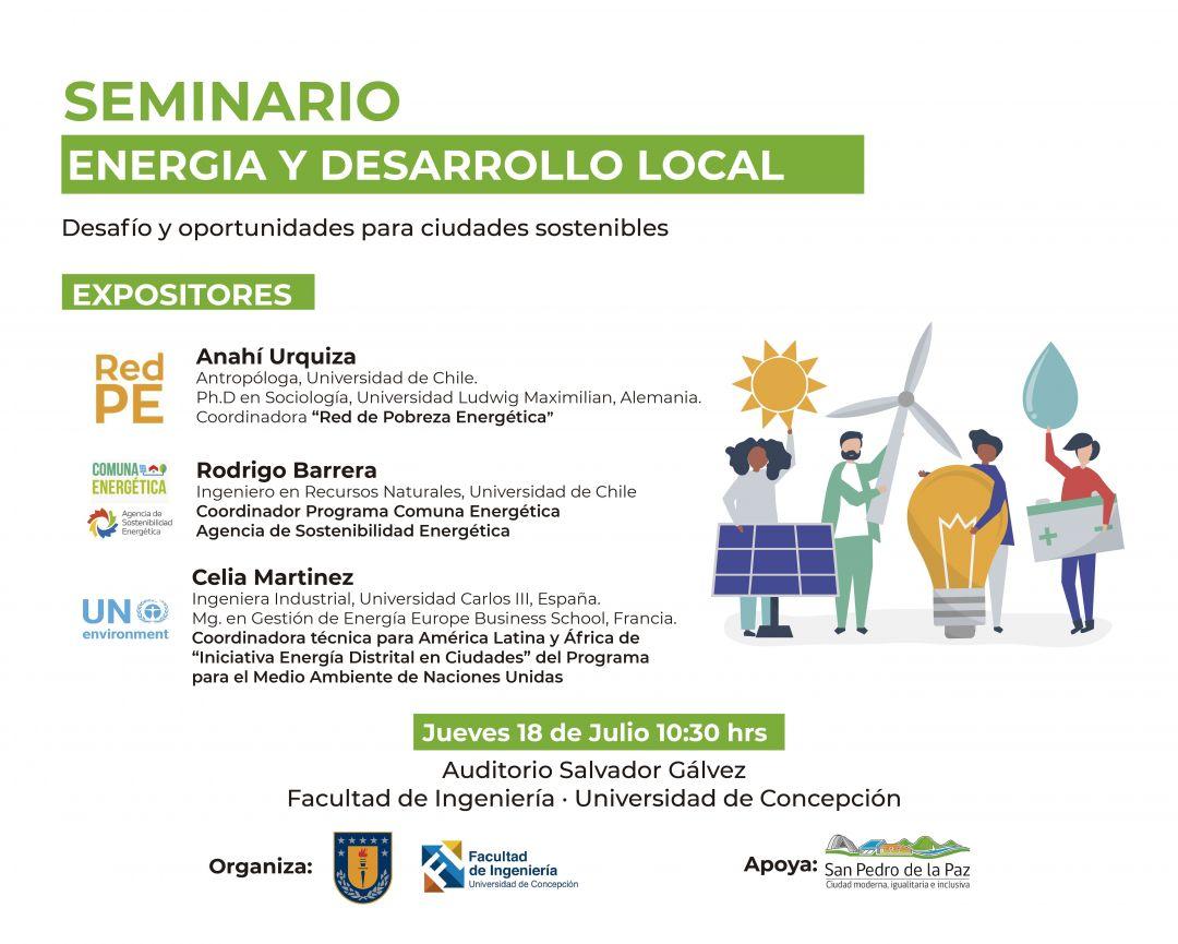 Seminario Energía y Desarrollo Local