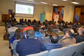 Representantes de empresas se dieron cita en el 26°Encuentro de Activos Físicos organizado por la FI UdeC