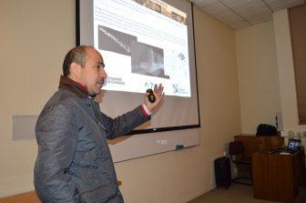Experto líder en metodología BIM se reunió con estudiantes de Ingeniería Civil