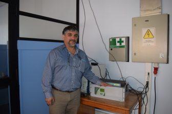 Académico Luis García asumió el liderazgo de Medfase Chile