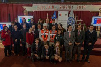 Dimet participó en Educamín 2019