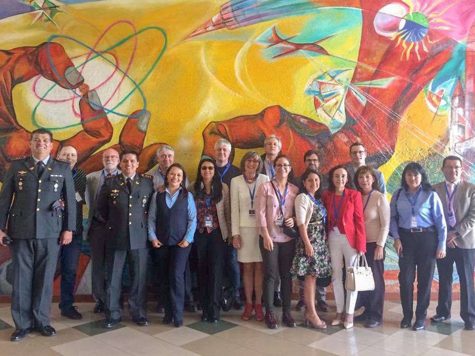 Docente FI encabeza importante red de investigación iberoamericana