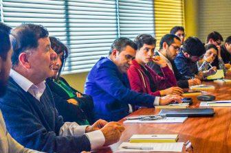 Alumnos de ingeniería comparten sus visiones de la industria con SOFOFA
