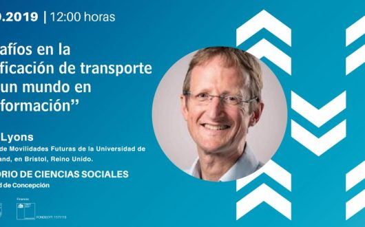 """""""Desafíos en la planificación del transporte para un mundo en transformación"""""""