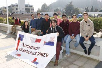 Estudiantes de Ingeniería Industrial ganan competencia internacional basado en innovación
