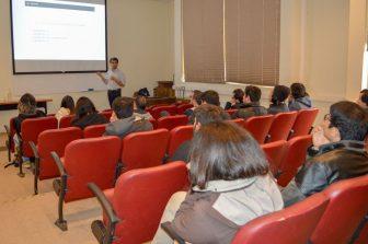 Charlas DIICC: un acercamiento a las diversas áreas de desarrollo profesional