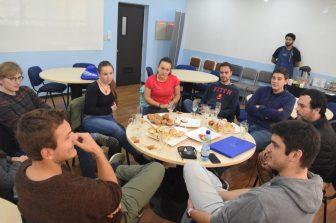 Alianza Internacional FI UdeC se reunió con nuevos estudiantes extranjeros