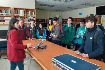 Estudiantes de toda la región conocen Telecomunicaciones en Vive La Ingeniería 2019