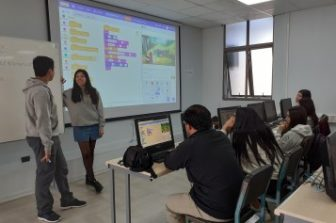 Telecomunicaciones UdeC realiza primer taller de programación orientado  a la especialidad