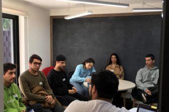 Gearbox UdeC dictó curso en la Facultad de Ingeniería USACH