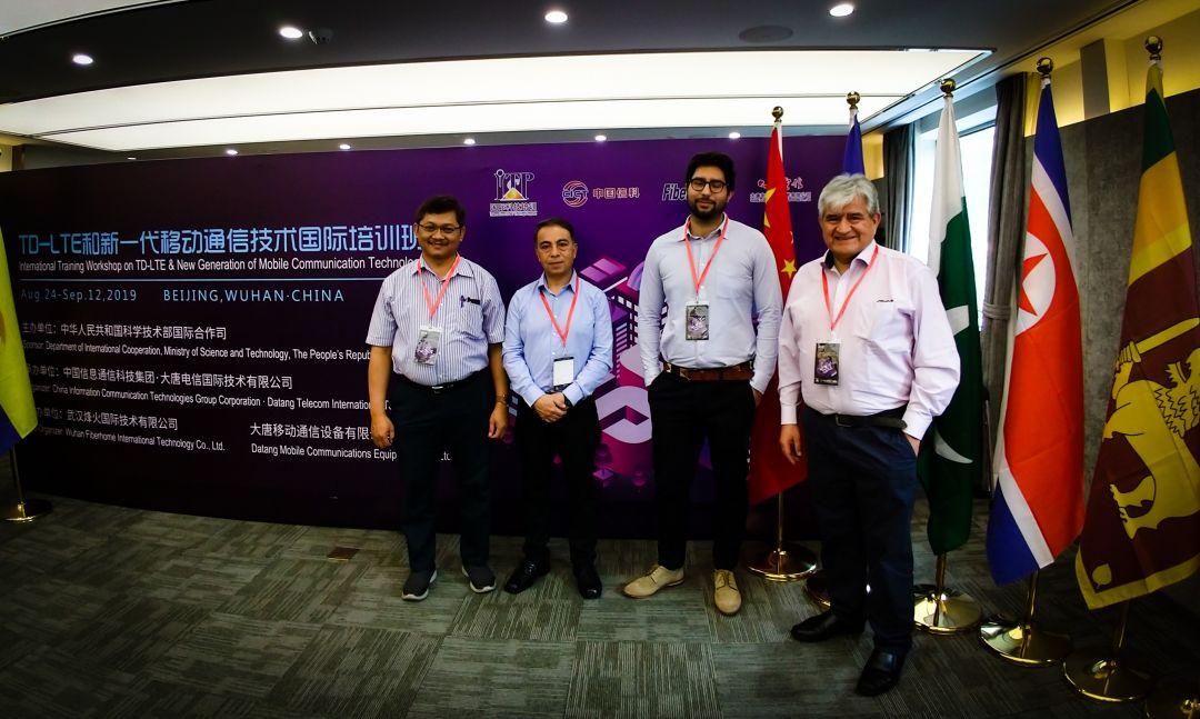 Nueva delegación de Telecomunicaciones viajó a China para capacitarse en el desarrollo de tecnologías 5G
