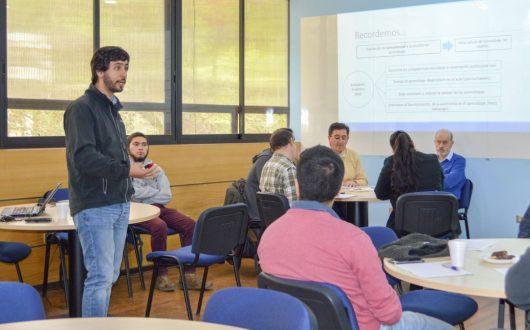 Finalización del Programa de Certificación de Competencias Docentes, nivel II