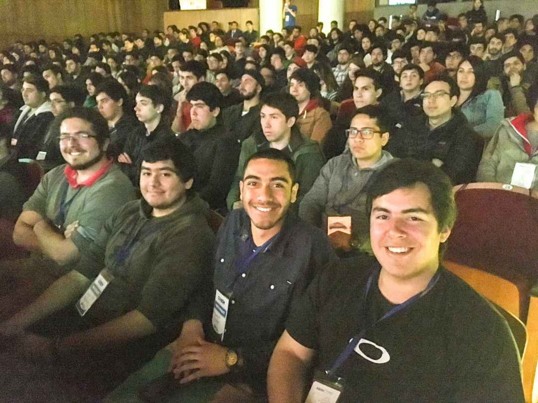 Alta convocatoria de estudiantes de Ingeniería Mecánica de Chile marcó CONEIM 2019