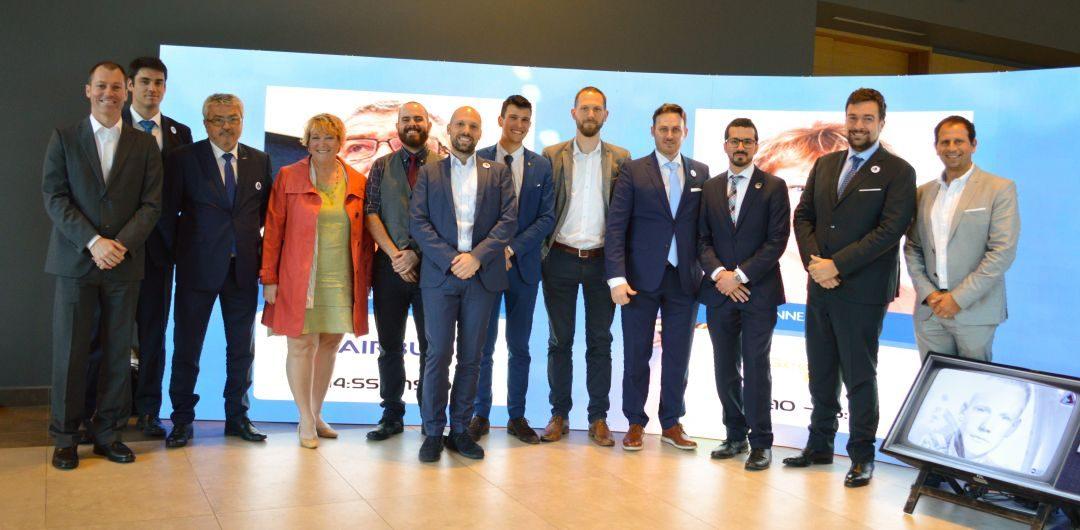 New Space reunió a especialistas internacionales en torno al emprendimiento e innovación espacial