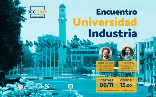 Encuentro Universidad Industria | JCC2019