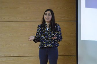 Patricia Cabalá expuso sobre su experiencia en la industria
