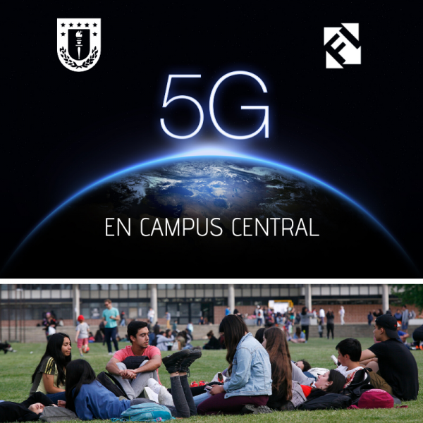 UdeC implementará piloto 5G en campus central