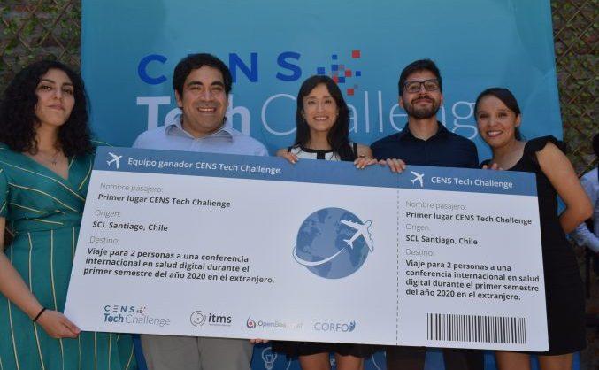Footshot ganó concurso nacional en tecnologías digitales en salud