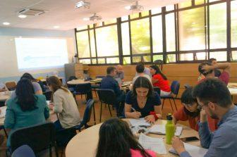 Talleres UdEI capacitan para mejorar competencias docentes