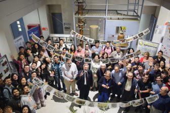 Departamento de Ingeniería Química finalizó actividades por el centenario