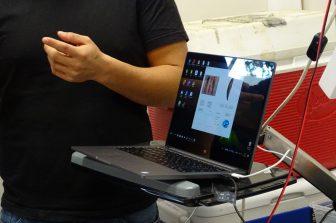 Académicos utilizan Imageonología Hiperespectral e Inteligencia Artificial para apoyar fiscalización pesquera