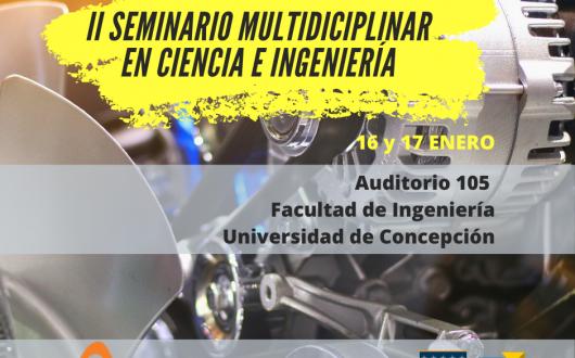 II Seminario Multidiciplinar en Ciencias e Ingenierías