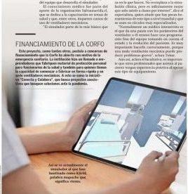 Ingenieros Informáticos UdeC participan en desarrollo de Simulador 3D para capacitar a profesionales de la salud en equipos de VM