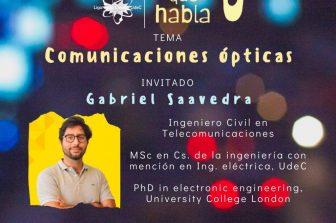 """Comunicaciones ópticas fue tema principal en """"Ciencia que habla"""""""
