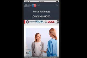 Nueva aplicación para teléfonos móviles colabora con Telemedicina UdeC