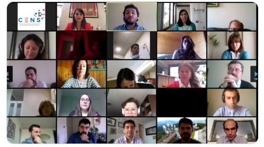 Académicos FI UdeC participan en Guía de Buenas Prácticas y Recomendaciones en Telemedicina Covid-19 en Chile (CENS)