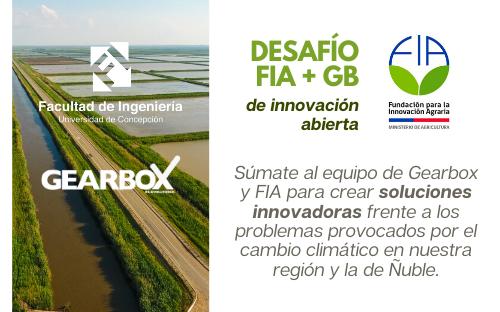 Desafío FIA y GearBox de innovación abierta