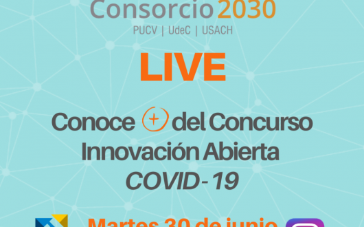 Live Instagram: Concurso de Innovación Abierta COVID - 19