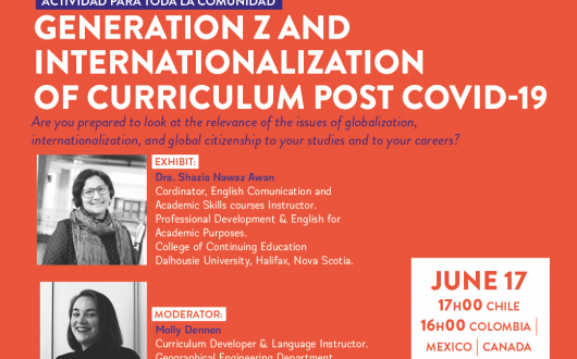 Generation Z and Internationalization of Curriculum Post Covid-19