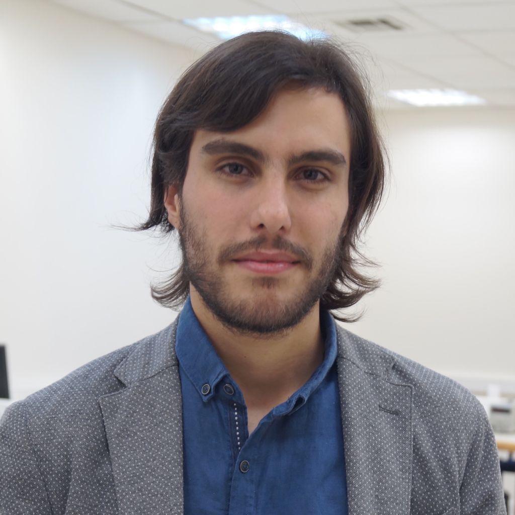 Enrique Germany, Ingeniero Civil Biomédico: una de las piezas clave en el desarrollo del ventilador UdeC-Asmar