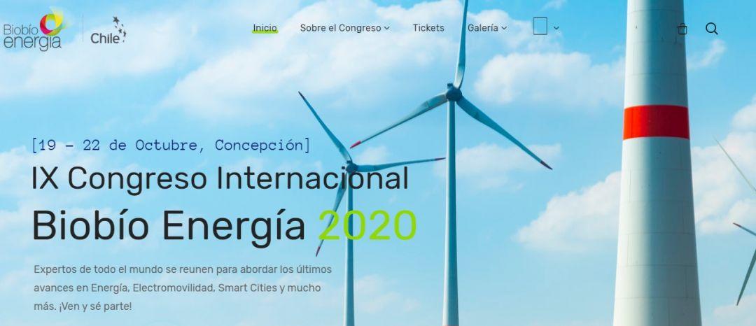 Biobío Energía se alista para un nuevo encuentro internacional