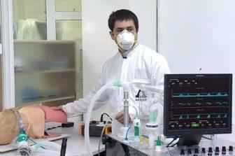 Ventilador mecánico ASMAR-UdeC supera pruebas clínicas y se alista para su fabricación