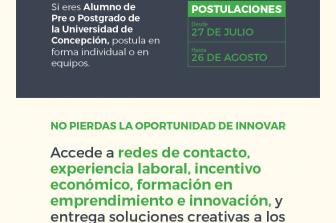 Desafío Conexión CMPC: Participa con ideas innovadoras para un mejor país