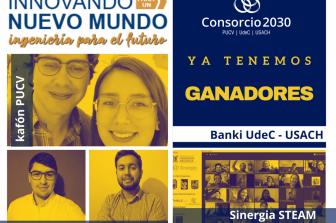 Estudiantes de las facultades de ingeniería del Consorcio 2030 trabajan en iniciativas COVID 19